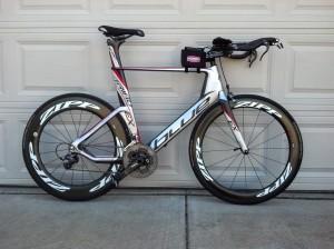 blue triad ex for Boulder Sprint Triathlon 20130616
