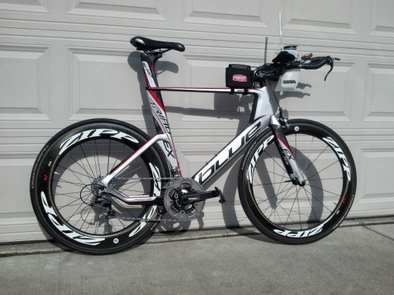 blue triad ex for Boulder Peak Triathlon 20130714-1