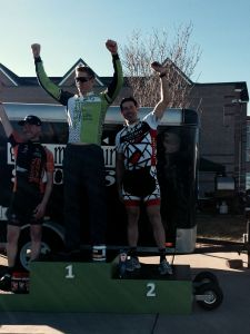 GM CX Podium