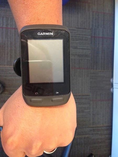 Garmin 510 Wristwatch?